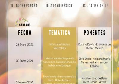 Agenda Enero - Febrero